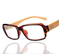 2014 new free shipping Natural bamboo and wood frame manufacturing glasses wholesale