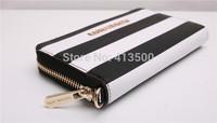Deluxe MichAeled MOK Zip Long Wallet real leather Case for SS Galaxy S5, S4, S3/ 5S 5C 5G 4S + Retail + Free Shipping