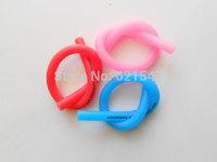 Fashion Stationery 12 inch long soft Eraser Rubber PVC Pencil School Supplies free customized logo
