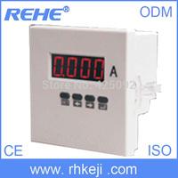 OEM avaliable digital  electronicssingle  phase AC ammeter ampere power