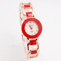 Wholesale Gogoey Brand Fashion Women Lady Quartz Dress Watch Wristwatches GO116