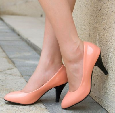 CooLcept free shipping quality thick high heel shoes women sexy fashion lady platform pumps P11947 hot sale EUR size 32-43(China (Mainland))
