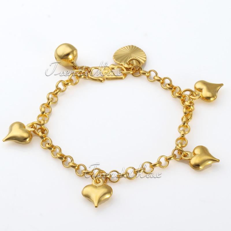 gold bracelets for baby boys promotion shopping for
