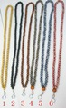 Hot selling fashion Electronic 2014 new ego lanyard wooden beads Necklace String of e cigarette Lanyard
