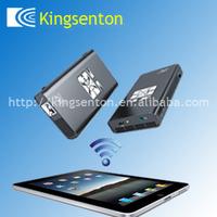 HD Mini LED DLP Portable Multimedia Pocket Cinema Pico WiFi Projector 854X480(WVGA) for all smartphone