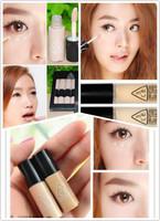 1pcs Moisture Hide Blemish Silky Liquid Cream Concealer Lip / Dark Eye Circle Cover Concealer Stick Long Lasting ME01703  3#