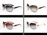 Freeshipping 2014 New Brand Designer Women's Polariod Glasses Flower Stylish Frames for Summer Wrap Outdoor Sports Goggles R230