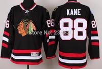 2014 Patrick Kane 88 Chicago blackhawks ice hockey jersey black nhl jersey