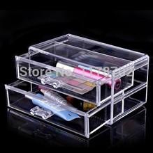 popular plastic makeup drawers