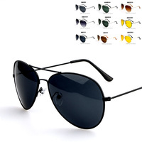 Classic style UV Protection Women & Men Sunglass Cycling Eyewear Drving Riding Fishin Sun Glasses Aviator sunglasses Oculos