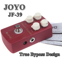 Hot! JOYO JF-39 Deluxe Crunch Electric Guitarra Violao Guitar Effect Distortion Pedal True Bypass Design Electronic 2014 New