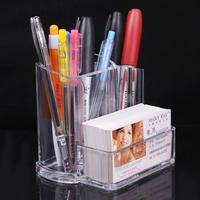 New 2014 Hot sale Cosmetics Storage Box Jewelry Holder Crystal Cosmetic Box Acrylic Makeup Organizer Free Shipping