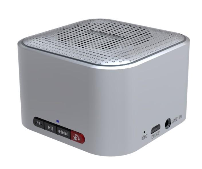 Drahtlose tragbare lautsprecher hifi lautsprecher mit Sprachführung und super bass, bluetooth-lautsprecher Unterstützung Anrufe entgegennehmen und tf-karte
