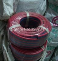 twin welding hose for G01-100 Oxygen acetylene/propane cuttting