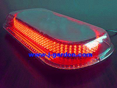 "Car Truck Emergency Beacon Light Bar Hazard Strobe Warning 17""336 LED Police Fire Lightbar Strobe Red LightBar(China (Mainland))"