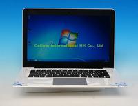 "laptop computer 14""  intel Ivy Bridge I3 dual core window 8 camera Wifi bluetooth 2G 250G HDMI RJ45 VGA ultra-thin"