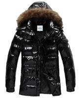 free shipping brand down jacket , 2014 winter men's fashion down jacket warm windproof parka fur collar man coat jacket 588
