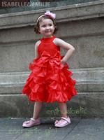 Free shipping 2014 Children's party dress wedding dress girl little girls pageant dresses princess dress wholesales lot