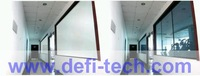 148*210mm  A5 SIZE SAMPLE OF DEFI  WHITE Switchable pdlc Film