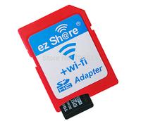 ez-Share WIFI SHARE SDHC FLASH MEMORY ADAPTER MicroSDHC MicroSD to Wi-Fi SD Card adapter