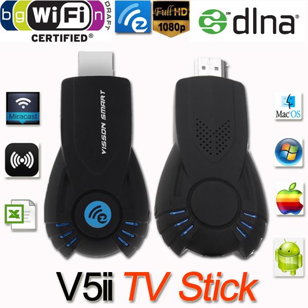 отображения VSMART v5ii ezcast smart tv