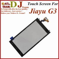 JIAYU G3 Original Touch Screen Digitizer Replacement for JIAYU G3 Touch Panel Glass Lens Free Shipping