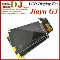 New original JIAYU G3 LCD Screen LCD Display Replacement For JIAYU G3 G3S G3T Smart Phone free shipping