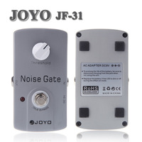 Electronic 2014 New JOYO JF-31 Noise Gate Electric Guitar Effect Pedal Noise Suppressor True Bypass Design Guitar Accessories