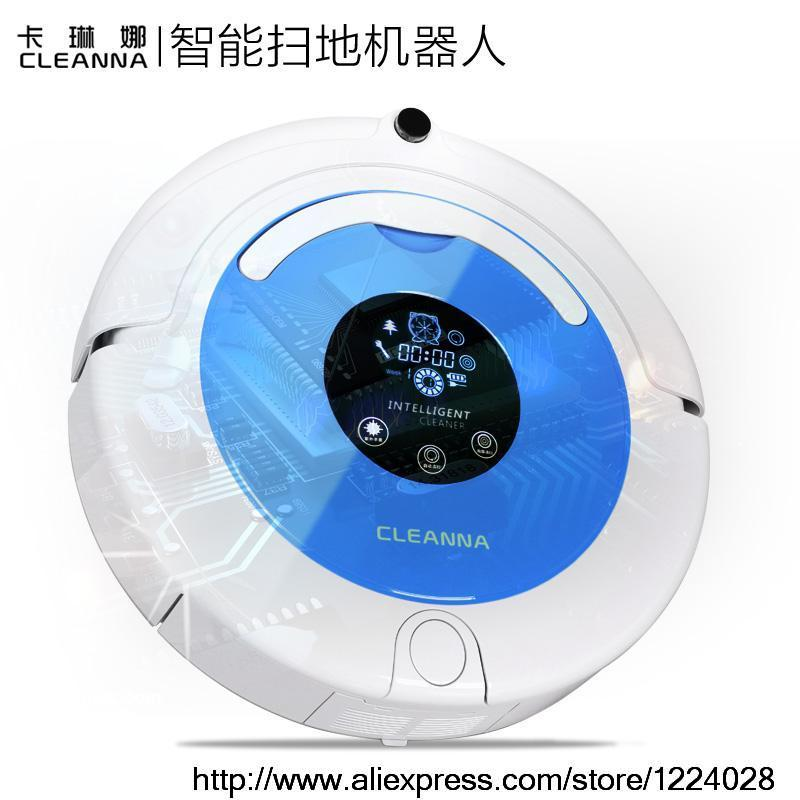 Karina XR210 intelligent sweeper sweeping robot automatically charged household cleaner to clean slim(China (Mainland))