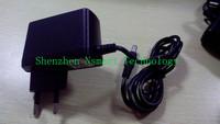 Free Shipping Europe plug, EU 24V 500mA AC/DC POWER SUPPLY ADAPTER 5.5mm * 2.1mm