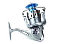 New fishing reel fly reel Metal Maximum locking force 5kg Centrifugal droplets round.AK4000 NMB quality bearings pesca 10+1BB