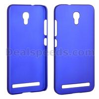 10 PCS/LOT-Rubberized Plastic Hard Case Cover for Alcatel Idol 2 Mini OT 6037 with 5 Colors