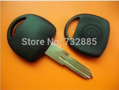 Opel Transponder Key Shell HU46 Blade Opel Key Cover Left Blade 25PCS/Lot(China (Mainland))