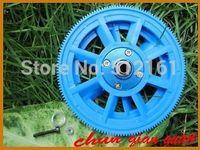 L Main Gear Set for T-REX 450 T-REX 450 SE V2 / GF / XL / Pro / Sports Blue