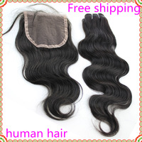 6a virgin hair with closure Indian body wave virgin hair 50g/pcs 100% human hair for braiding 6pcs with 1pcs lace closure AAAAA