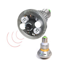 Patented security bulb camera (patent#: ZL 2012 3 0165557.2) BC-688