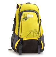 2014 new fashion double backpack outdoor sports  waterproof hiking backpack