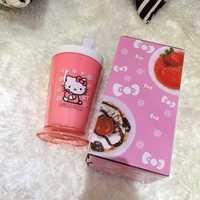 Zoku hello kitty ice cream machine stick machine  sand makerself-restraint  lovely kitty cup