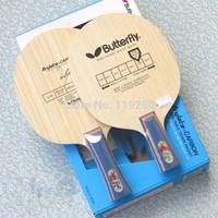 Butterfly TIMO BALL Racket Table tennis blade 30811 Horizontal grip handle(FL) /21290 Straight grip handle(CS)-High quality