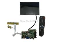 VGA+HDMI+AV+Audio+Ypbpr+USB+TV(PAL, SECAM,NTSC)  LCD TV controller  board support N070ICG-LD1  7 inch LCD kits with 1280*800