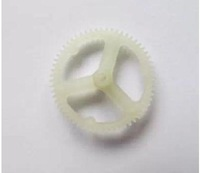 5PCS Free Shipping MJX Original F45 F645 F-series Tail Gear Rc Spare Parts R/C Part Accessories Copter Replacement