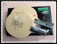 2pcs-Butterfly KUMPURU BALL Racket Table tennis blade 30651 Horizontal grip handle(FL) /20960 Straight grip handle(CS)-High qual