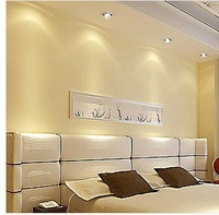 The new 2014wall paper papel de parede roll Pure color restaurant footpath sitting room bedroom background wallpaper