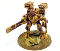 XV88-2 BROADSIDE WITH SMART MISSILE SYSTEM Resin Model Top Quality