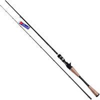 Tsurinoya ELITE ELS-652UL FUJI Casting Fishing Rods 1.95m Trigger Reel Seat Bass Rods