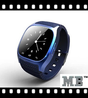 2014 new partners neutral smart watch RWATCH  M26 Bluetooth watch Sync with Android Smart Phones Free Shipping
