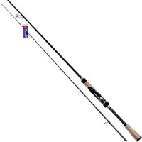 Tsurinoya ELITE ELS-652UL FUJI Spinning Fishing Rods 1.95m Bass Rods