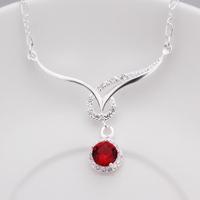 Wholesale Handmade Sterling Silver 925 Wedding Accessories,Top Design Pendants Necklaces,N483