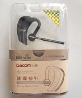 High Quality Dacom M2 Stereo Bluetooth Headsets V4.0 Connect With Two Phones For iPhone/Samsung/Android Phone Free Shipping