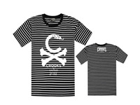 2014 new spring and summer Crooks and Castles T shirt new brand  fashion T-shirt men's short sleeve  Free Shipping Size S-XXXL